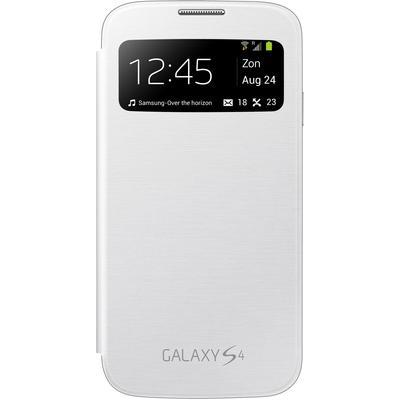 Samsung Galaxy S4 S View Cover Kleur: Wit