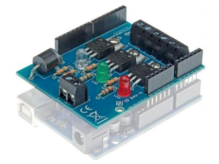 Image of Arduino Yun - Velleman-Kit