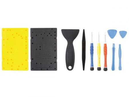 Reparatursatz für iPHONE-iPad-11-Stück Velleman