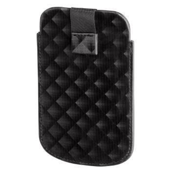 MP3 Tasche PLAID IPOD TOUCH 5 g schwarz Hama