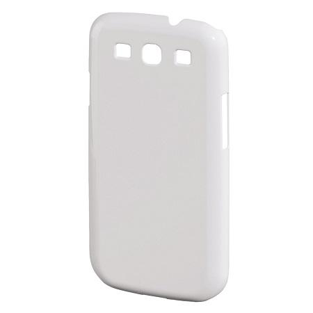 Samsung Galaxy S3 - Back Cover Kleur: Wit