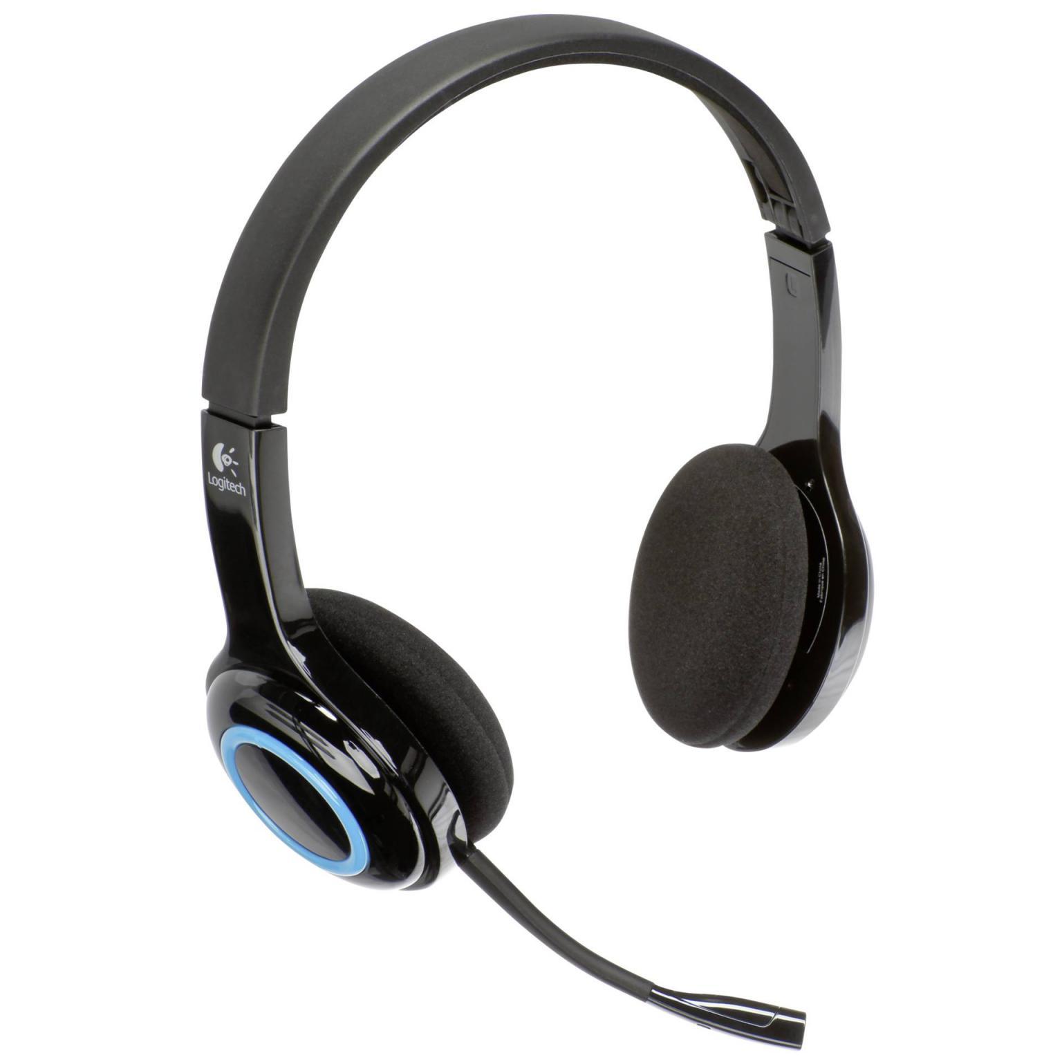Logitech Logitech H 600 Cordless Headset USB