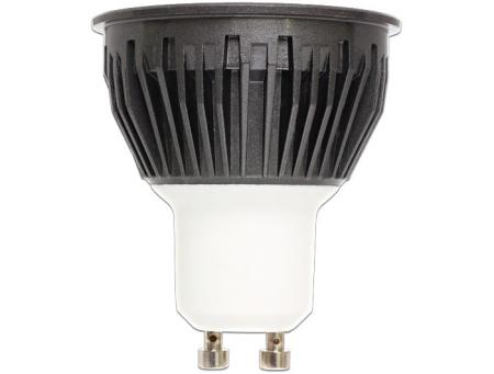 GU10 LED illuminant 5.0 W cool white 22 x Epistar SMD 60° By simply exchanging your GU10 halogen bulbs by energy saving LED bulbs you can save a lot of money and power. The advantage of LED bulbs lies not only in the minor power consumption but also in the minor heat emission
