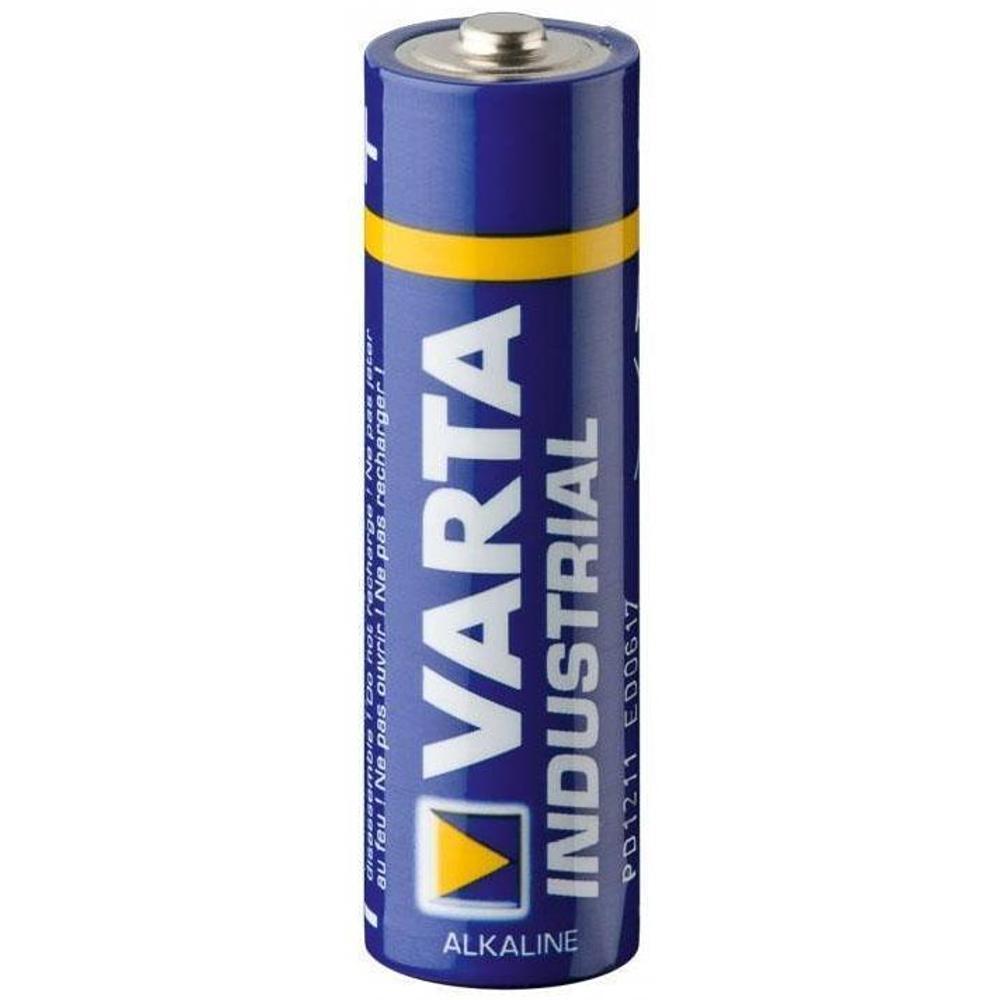 AA Batterij IEC code: LR06, MN1500.