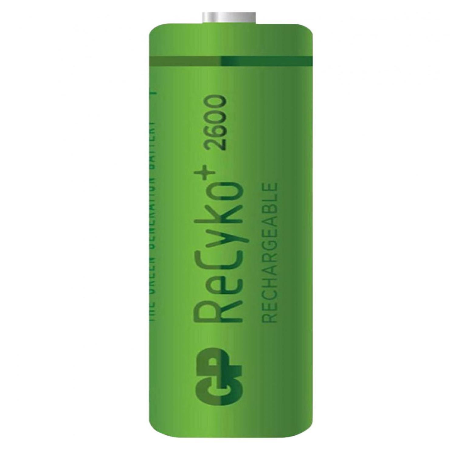 GP Batteries NiMH2700 AA mignon 1.2V 4stuks