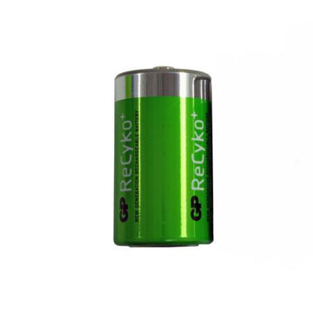 Oplaadbare D Batterij IEC code: LR20 of MN1300