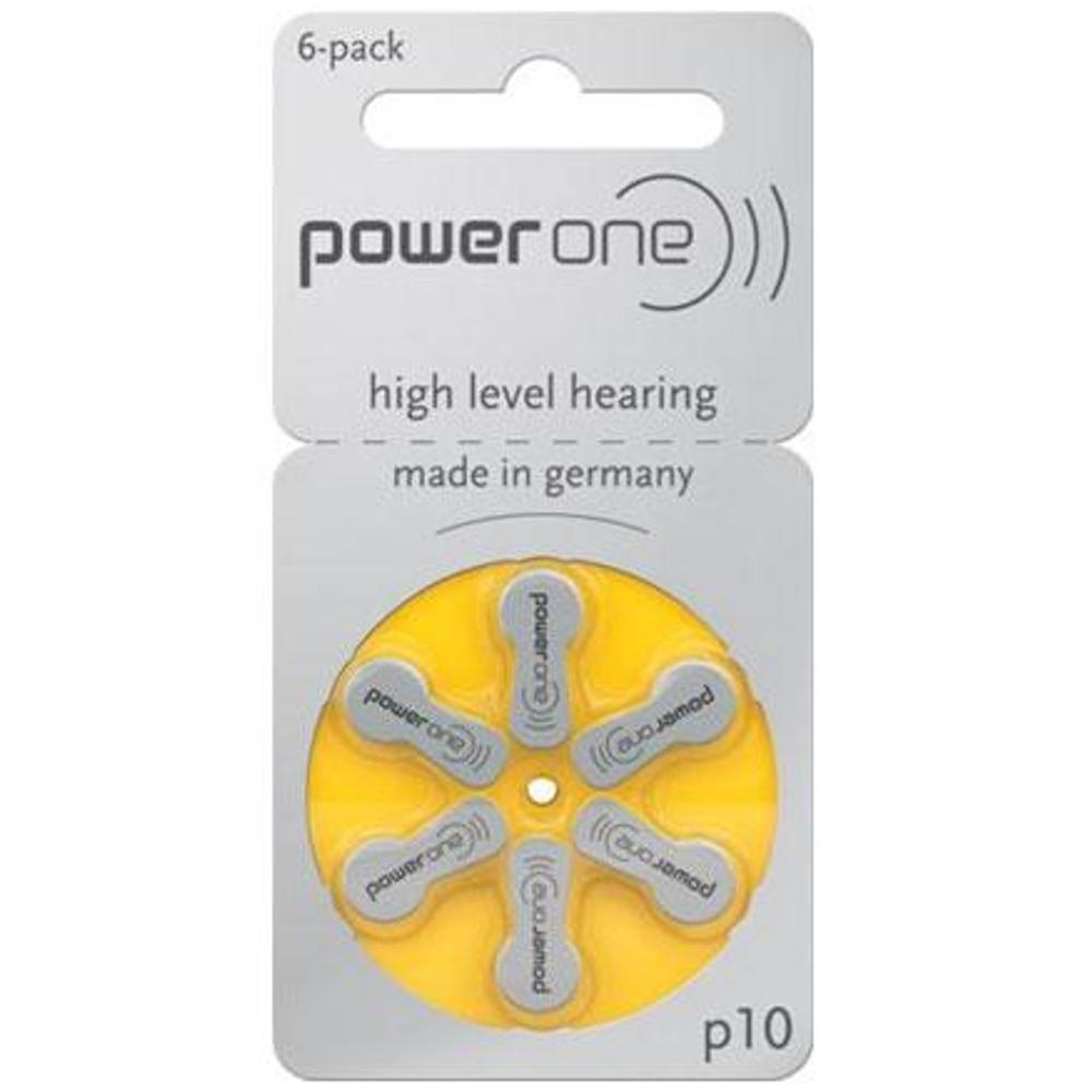 Hoortoestel Batterij PowerOne