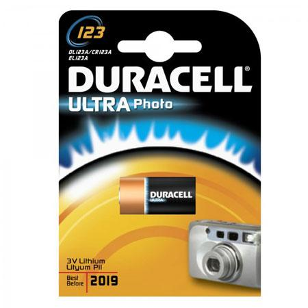 Image of CR123 - Duracell