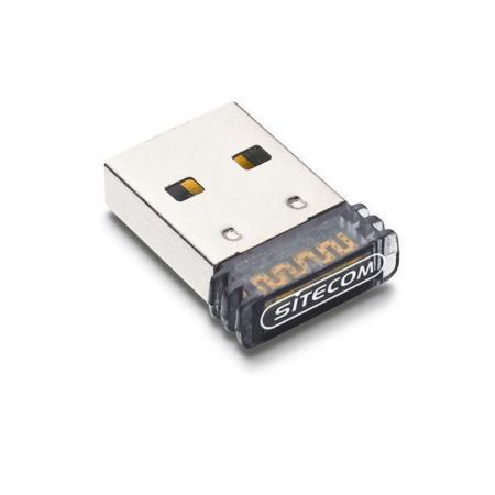 Bluetooth USB adapter - Bereik max. 10 meter - Sitecom