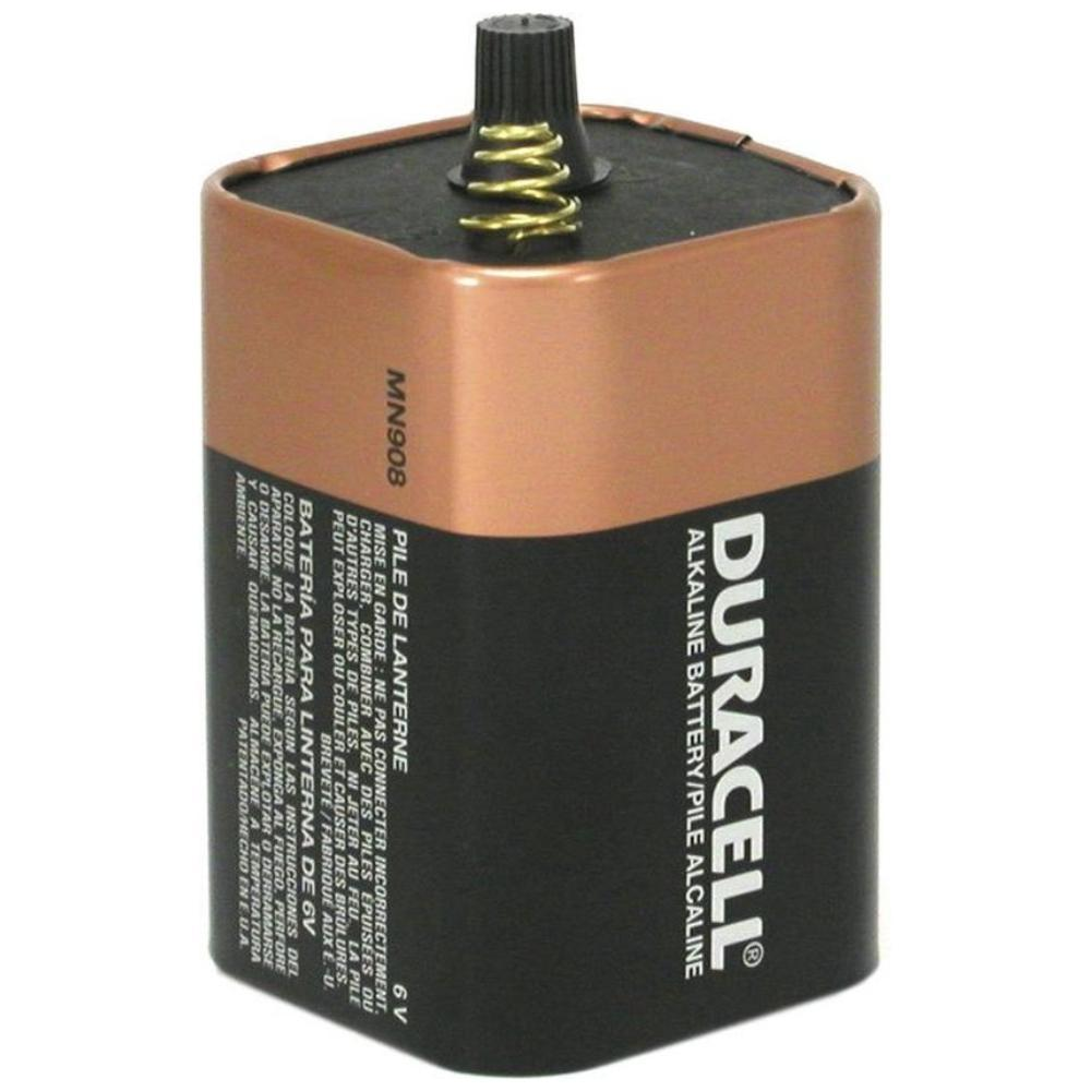 Blok Batterij IEC code: 4LR25, MN908