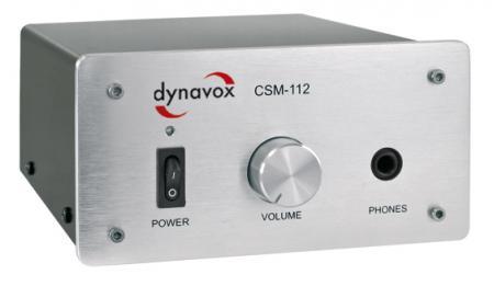 Image of Koptelefoon versterker - Dynavox