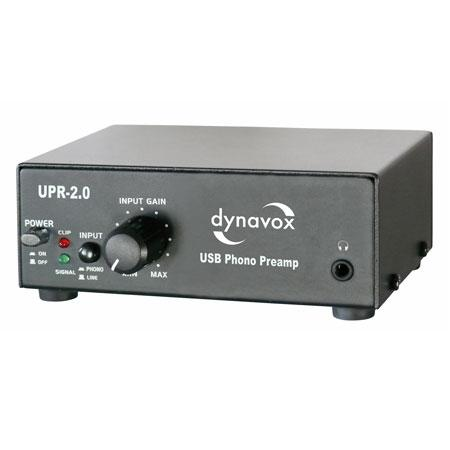 Image of Phonovoorversterker Dynavox UPR-2.0