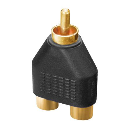 Image of Dynavox RCA adapter plug 2 x jack