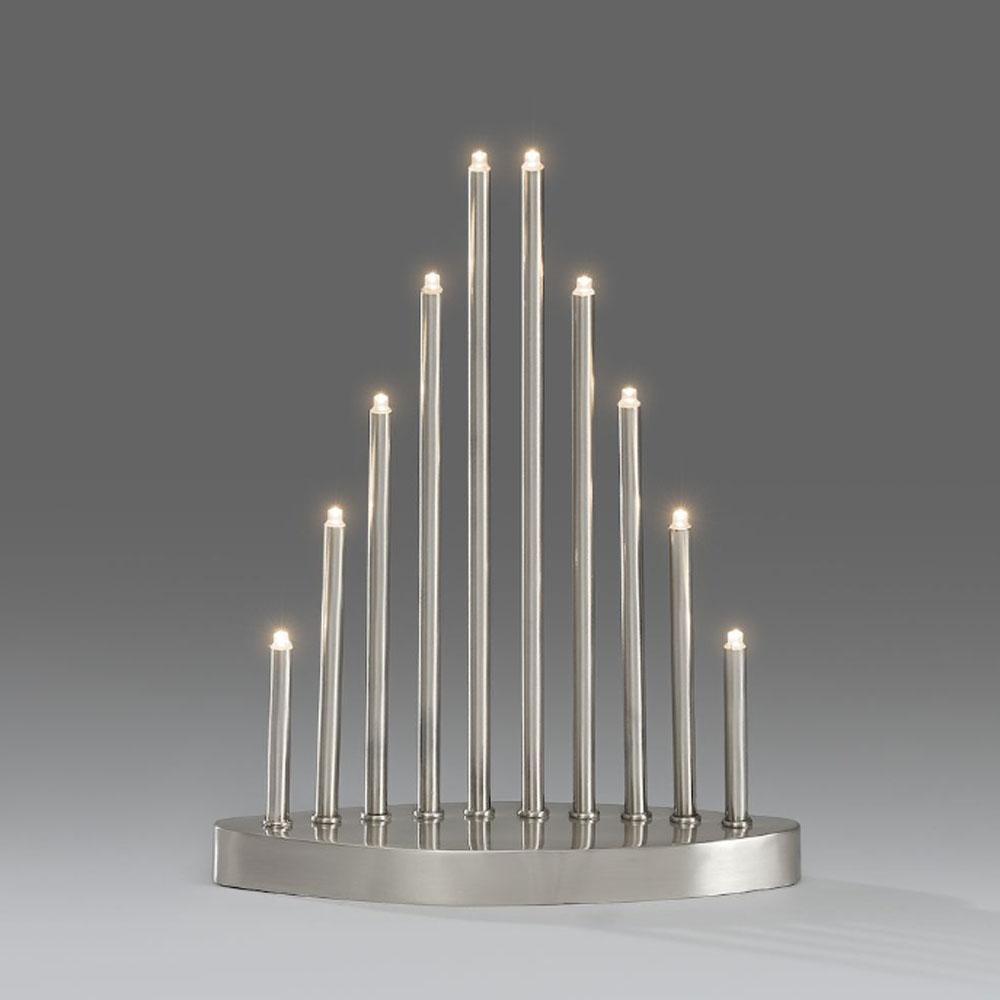 Kerst Kandelaar Afmeting: H25 x B20 cm