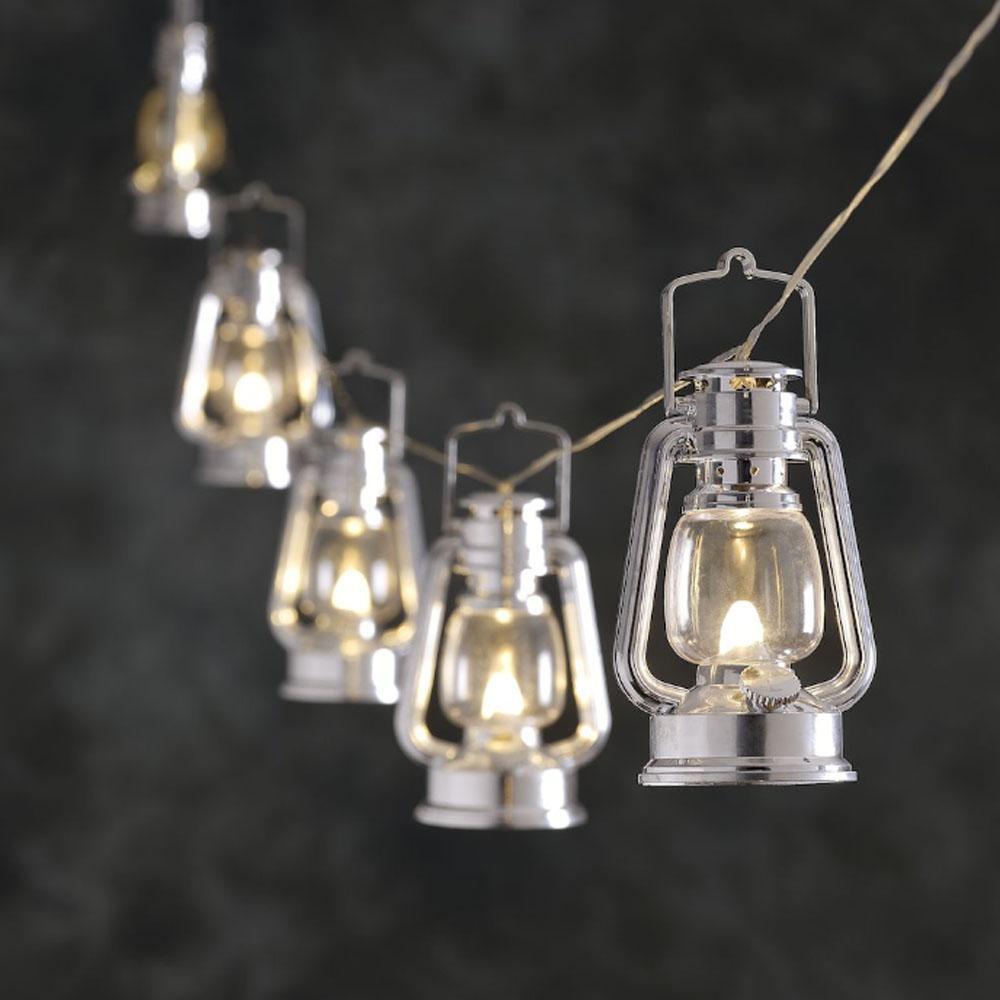 Image of Decoratief - 7 meter verlicht - Witte lampen - KonstSmide