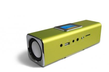 Image of Draagbare luidspreker - Draadloos - Technaxx