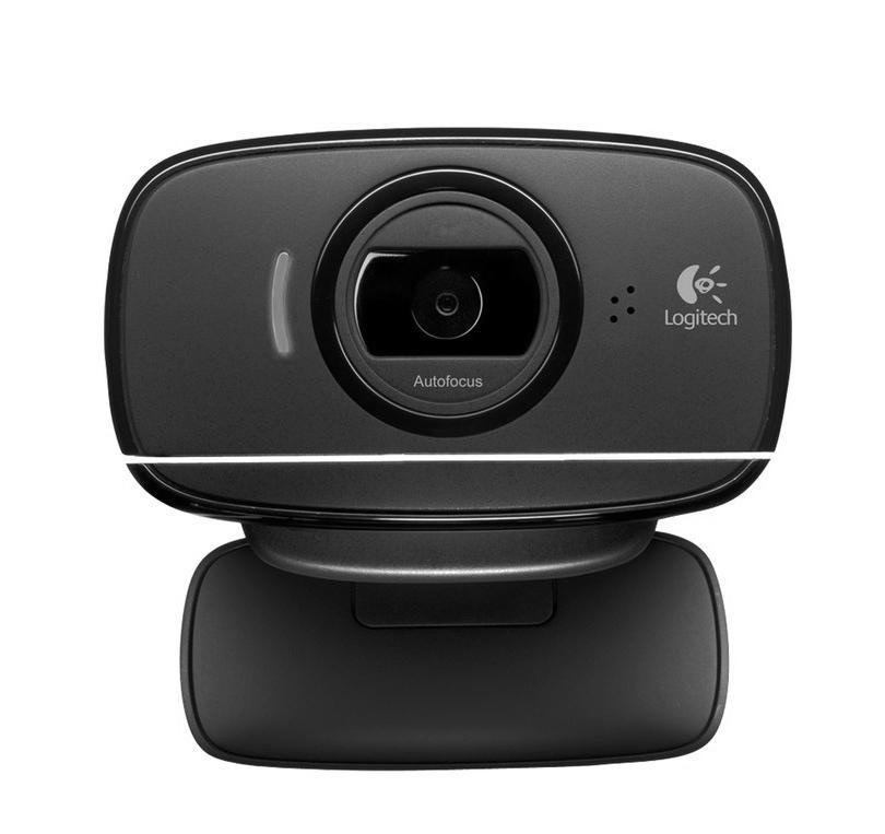 Logitech Webcam B525 HD for Business,USB 2.0,2MP schwarz