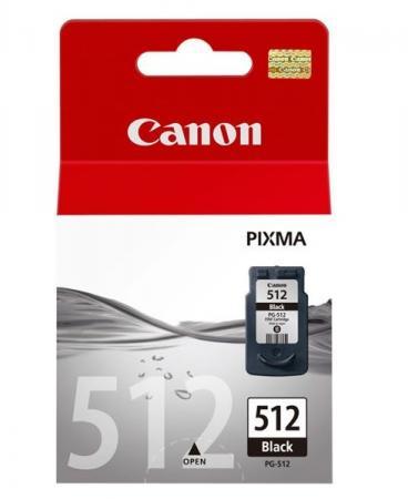 Canon PG-512 - Zwart Geschikt voor: Pixma MP240, MP252, MP260, MP480