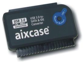 Image of Aixcase AIX-BLUSB3SI-PS