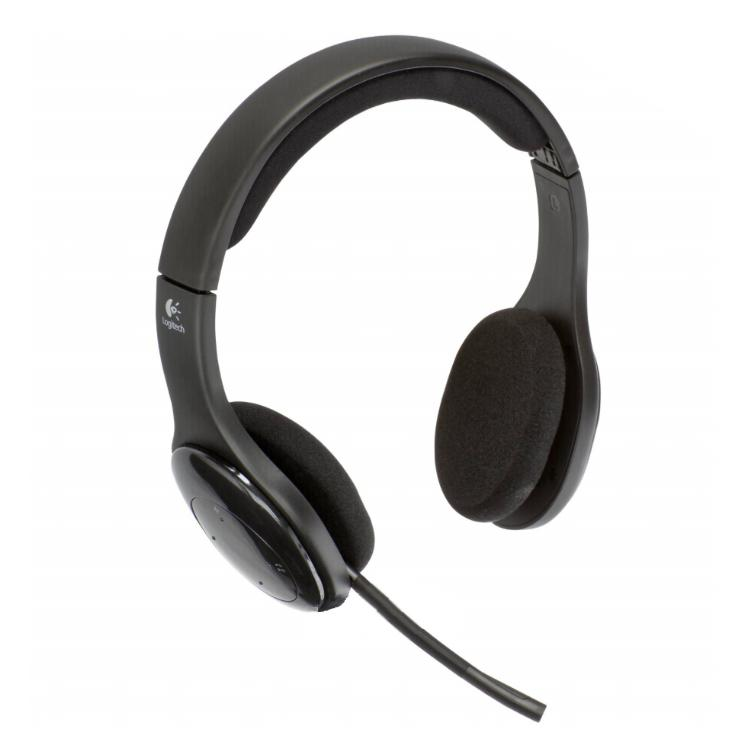 Logitech Wireless Headset H800 Bluetooth