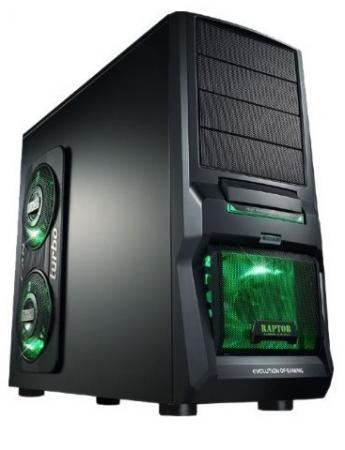 Image of Gaming behuizing - Zwart - MS-Tech