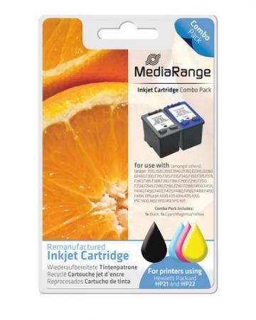 Patronen HP - MediaRange