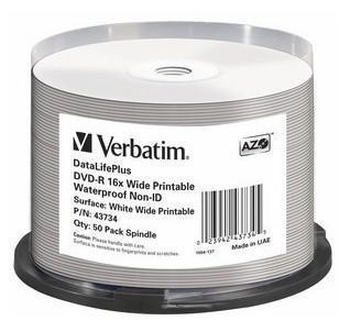 DVD-Medien - Verbatim