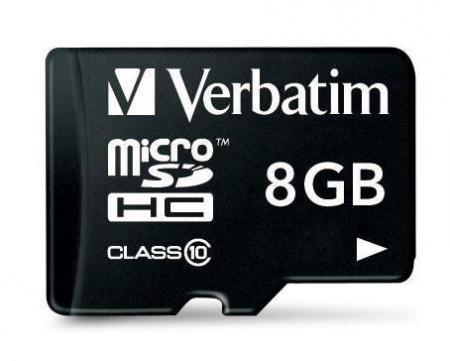 Micro SD Karten Verbatim
