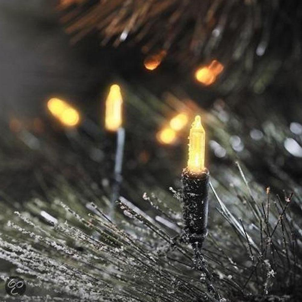 Kerstboom Verlichting Verlichte Lengte: 5.85 meter