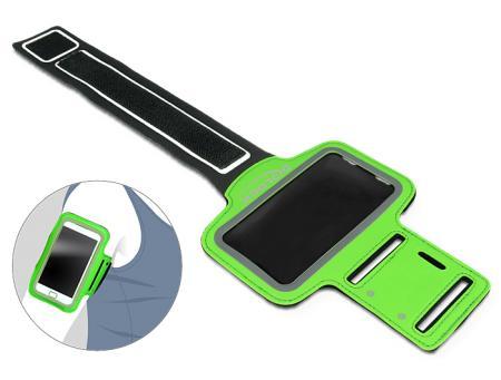 DeLOCK Sportarmband für Smartphone grün Delock