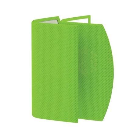 PURE PAKKET GRILLE JONGO S3 lime Easy-to-fit, deze set van twee vervangende roosters is beschikbaar in tal van kleuren. Geschikt voor Jongo S3 luidsprekers