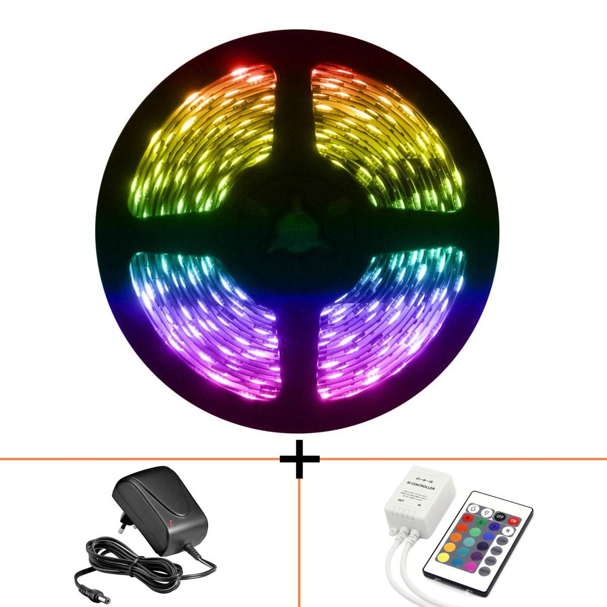 LED strip - RGB 5 Meter