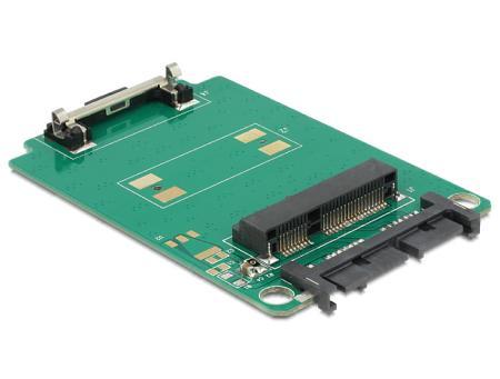 Image of Adapter 16-Pin Micro SATA > mSATA