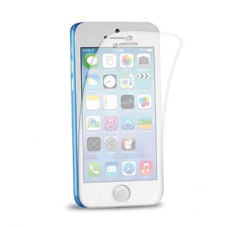 Hama Display-Schutzfolie f.Apple transp. iPhone 5c 3 St
