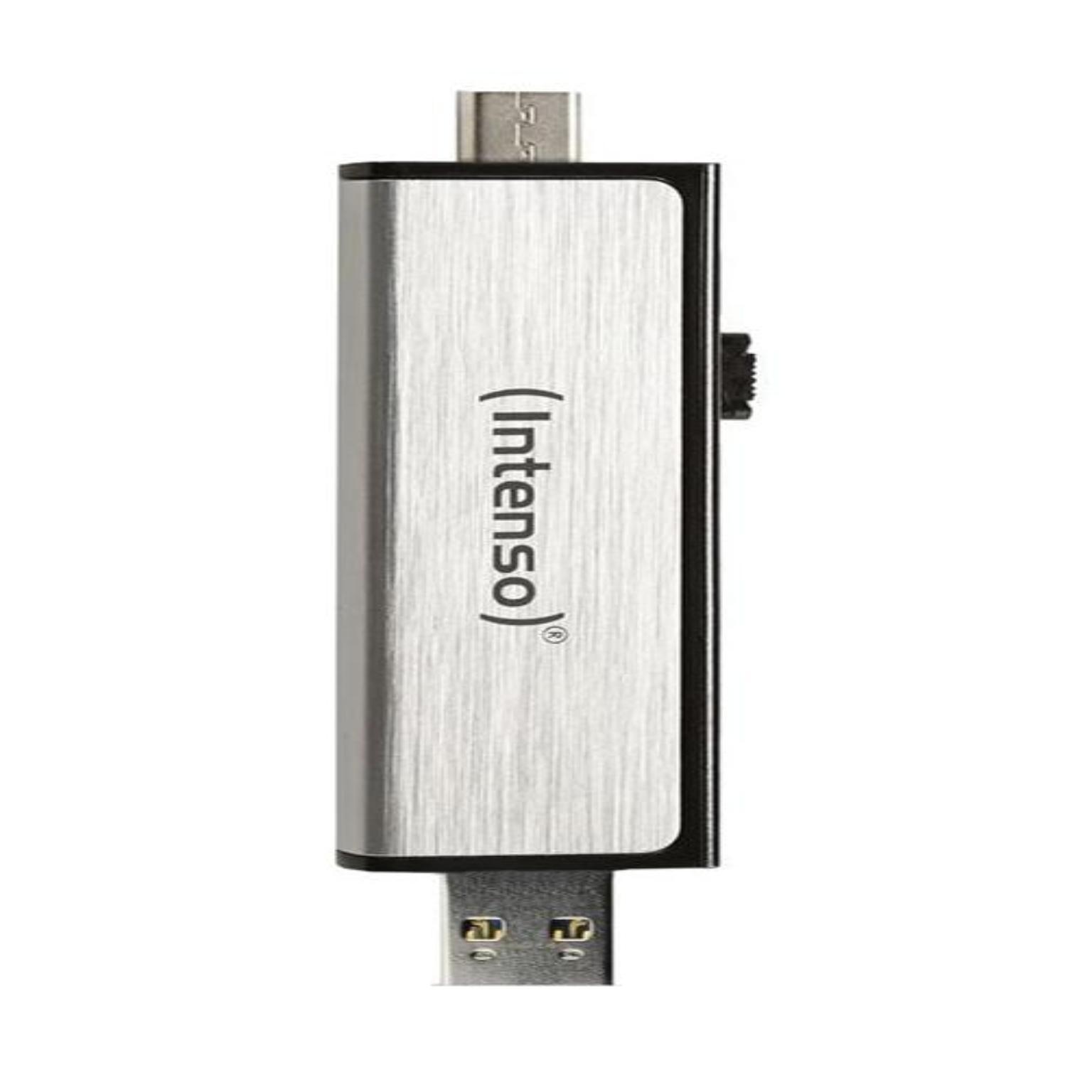 USB OTG stick - 8 GB - Intenso