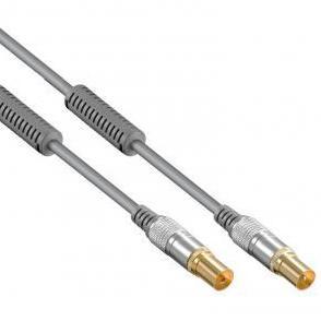 Image of Antenne kabel coax - 5 meter - Goobay