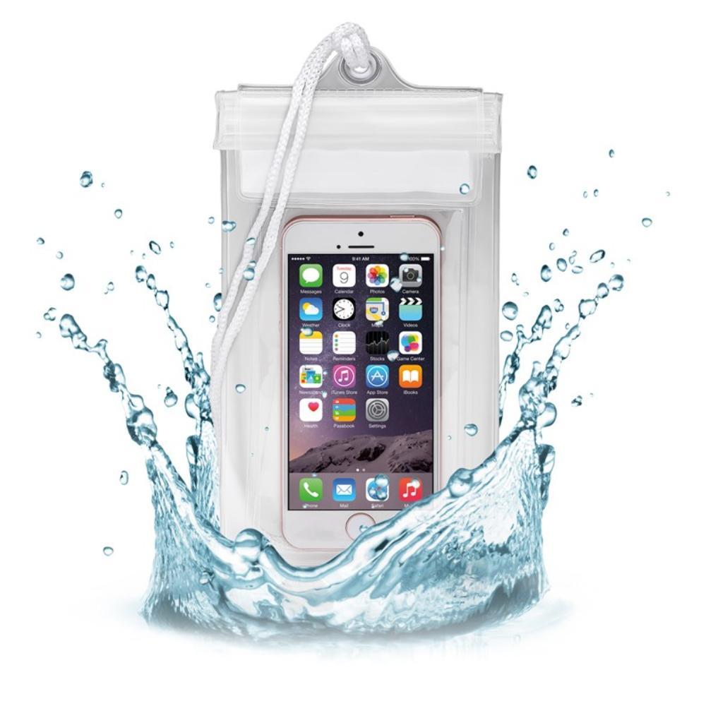 goobay Beachbag Handy-Tasche transparent 62939
