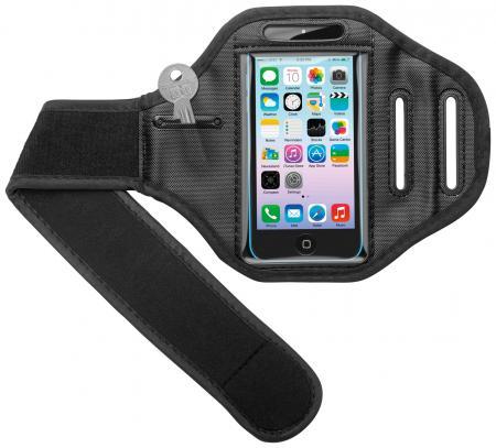 SportBag für iPhone 5, 5C, 5 s<br>Joggen und Fitness Armbinde m