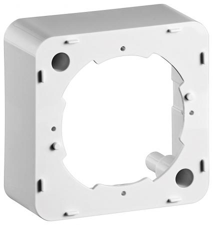 Image of Antenne doos - Opbouwrand - Goobay