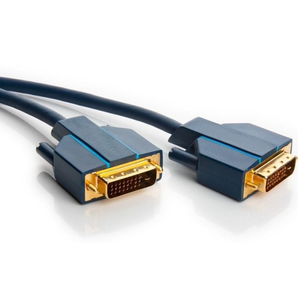DVI-D kabel - Professioneel 1 meter