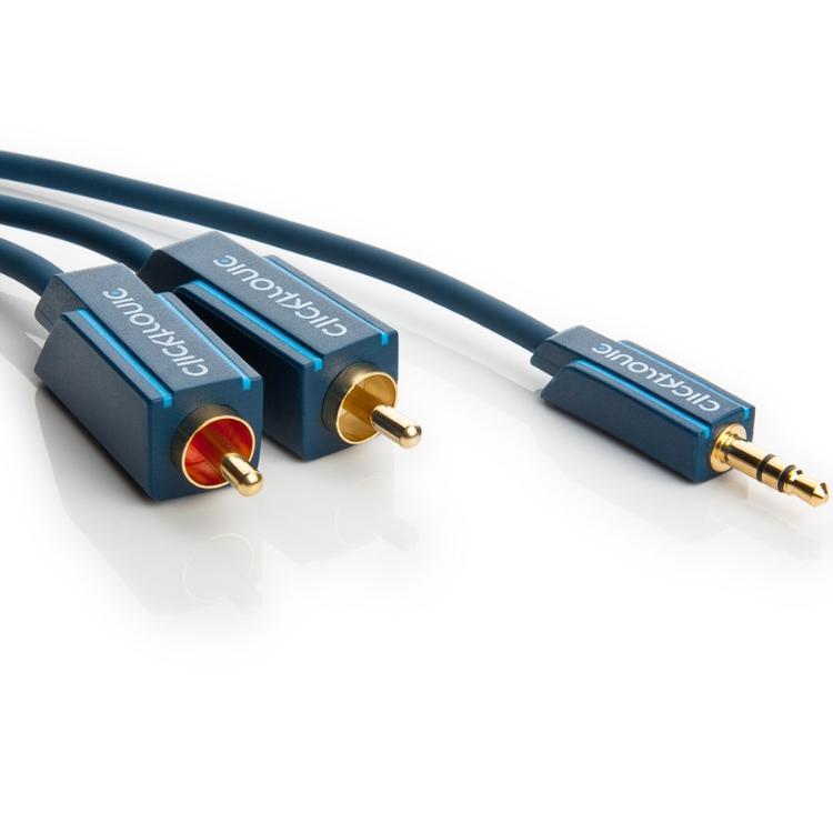 Jack - Tulp kabel - Professioneel 3 meter