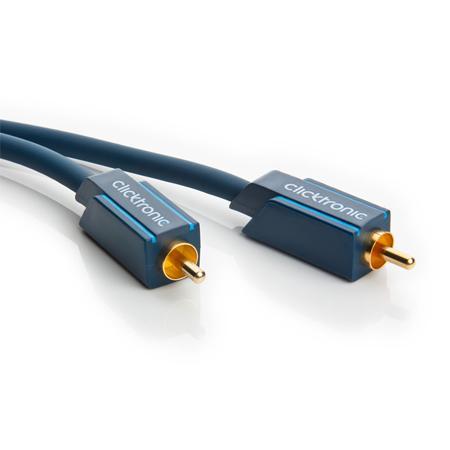 Image of Composiet kabel - Professioneel - Clicktronic