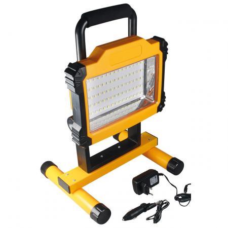 led bouwlamp 50 watt kopen online internetwinkel. Black Bedroom Furniture Sets. Home Design Ideas