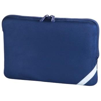 NOTEBOOK SLEEVE VELOURS 11.6 INDIGO - Quality4All