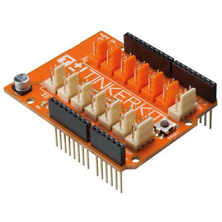 Image of Arduino Shield - Tinkerkit - Arduino?