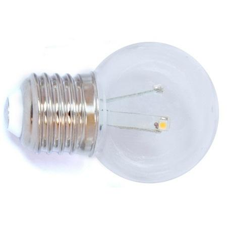 E27 Lamp - LED Lichtkleur: Warm Wit