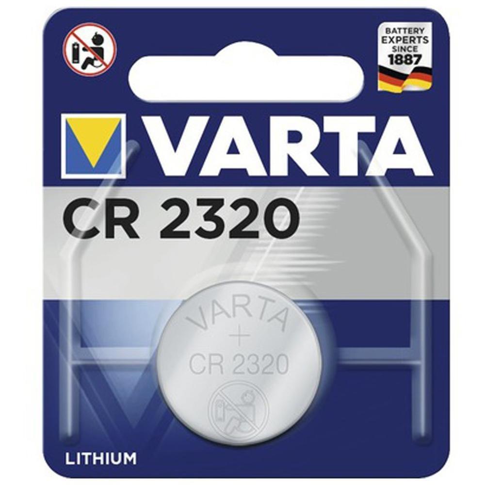 Knoopcel Batterij IEC code: CR2320, 5020LC.