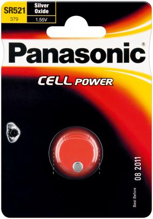 button cell silver oxid-watch batteries<br>1 pcs blister - Panasonic With the silver-oxid-batterie series offers Panasonica wide range of high-performance batteries whichis especially performed for the operation in watches.EL-SeriesThe Panasonic EL-Series is the successor of theSW (Low Drain) and W (High Drain) Series.Especially for analoge and digital watches