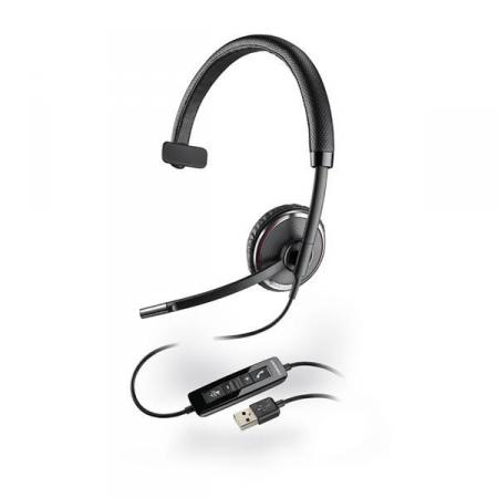 Hoofdtelefoon - On Ear - Mono - Plantronics