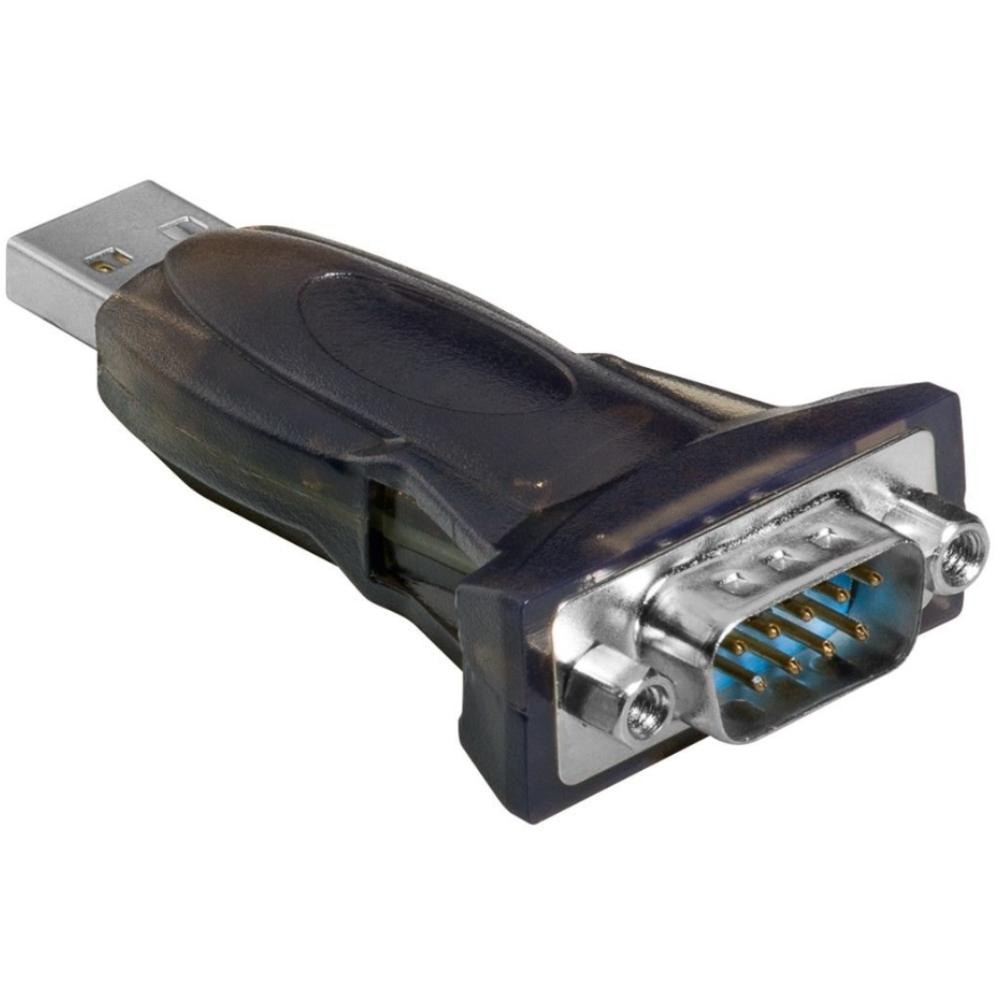 USB naar RS232 mini adapter Aansluiting 2: 9 pin SUB D male